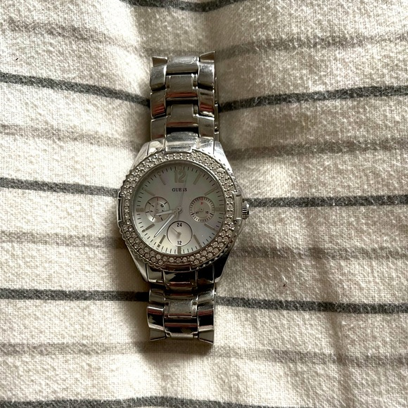 Women's Guess Watch Stainless Steel